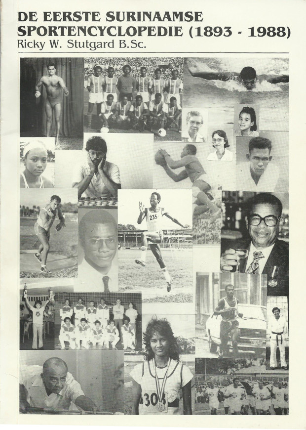 Stutgard Surinaamse sportencyclopedie