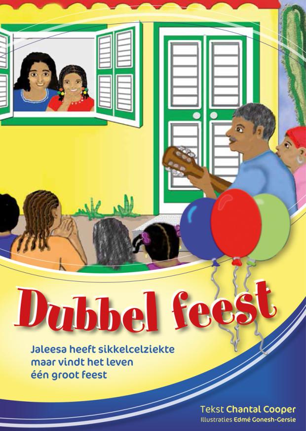 Chantal Cooper Dubbel feest